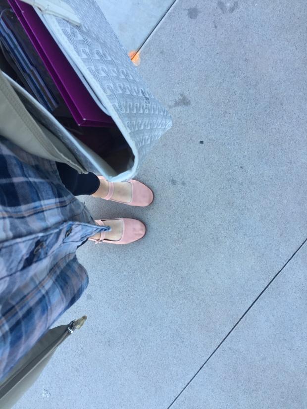 Walking to Street Coffee